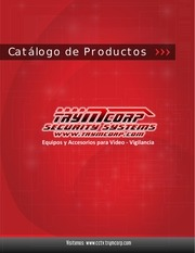 catalogo cctv 2011 1