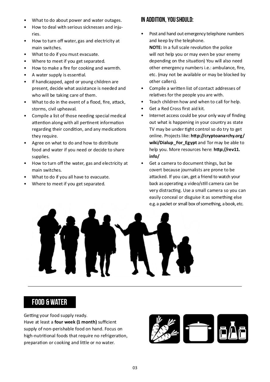 Anonymous - Survival Guide for Citizens in a Revolution.pdf - page 4/15