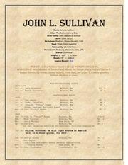sullivan autobiography 2