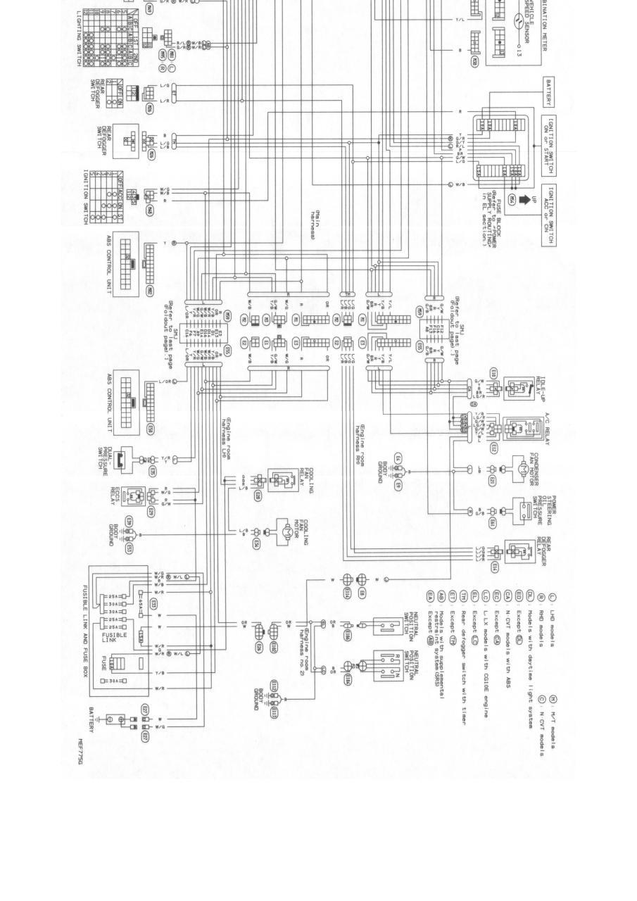 Nissan micra k11 schaltplan pdf - L avvoltoio.epub