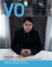 vo stevencox ebook 2011