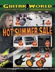 guitar world hot summer sale2011 1