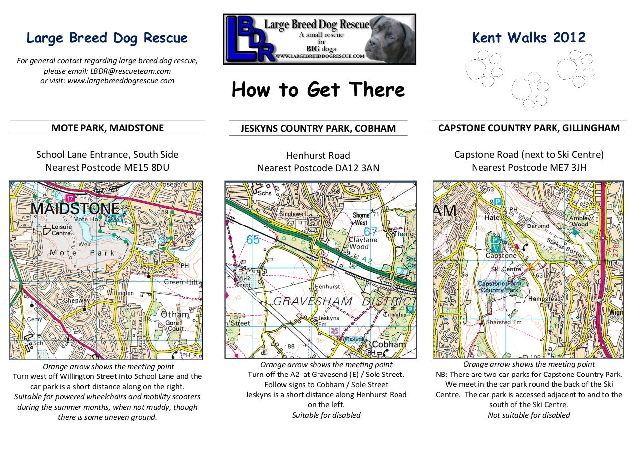 Large Breed Dog Rescue Walks 2012 Flyer.pdf - page 2/2