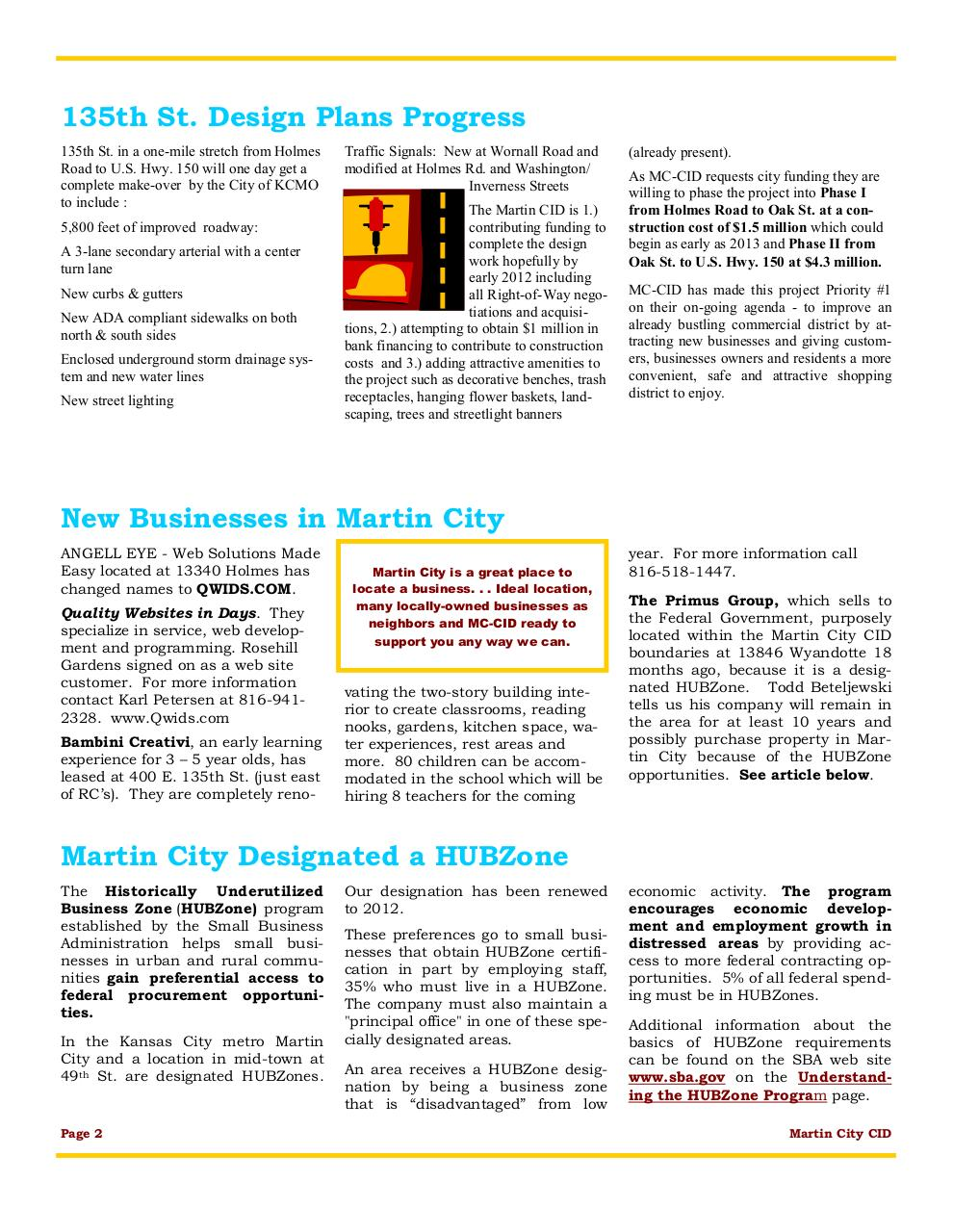 Newsletter - Summer2011.pdf - page 2/4