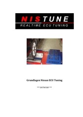 nissan ecu tuning basics german