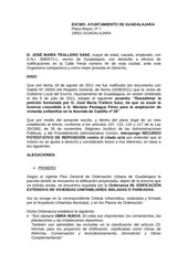 PDF Document recurso reposicion
