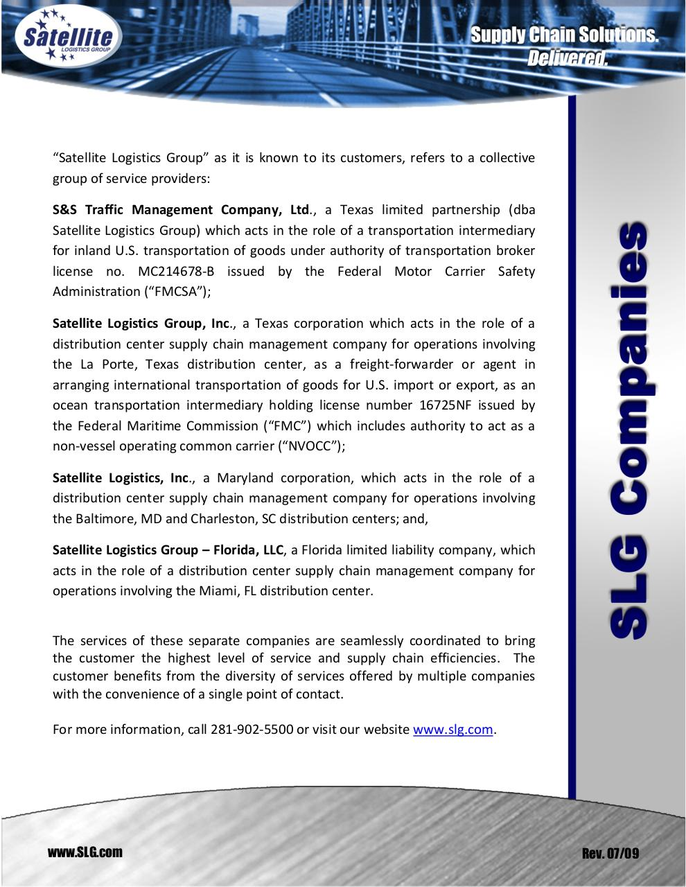 Document preview SLGcompanies.pdf - page 1/1