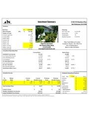 6146 hazelhurst place investment summary