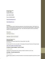 paynter daniel resume