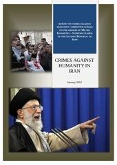 bericht ueber die verbrechen gegen die menschlichkeit im iran