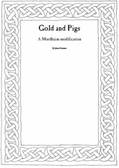 gold and pigs
