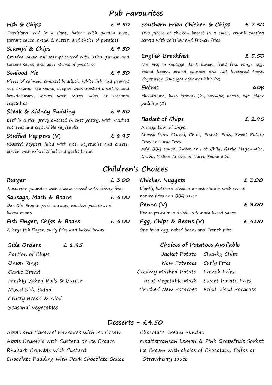 Document preview 0 Sunday Menu web.pdf - page 2/2