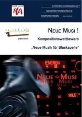 kompositionswettbewerb neue musik