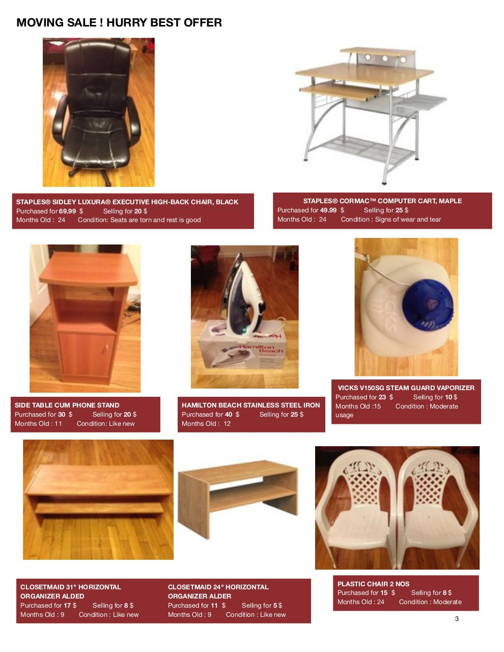 Document preview Selling Furnitures PDF.pdf - page 3/3