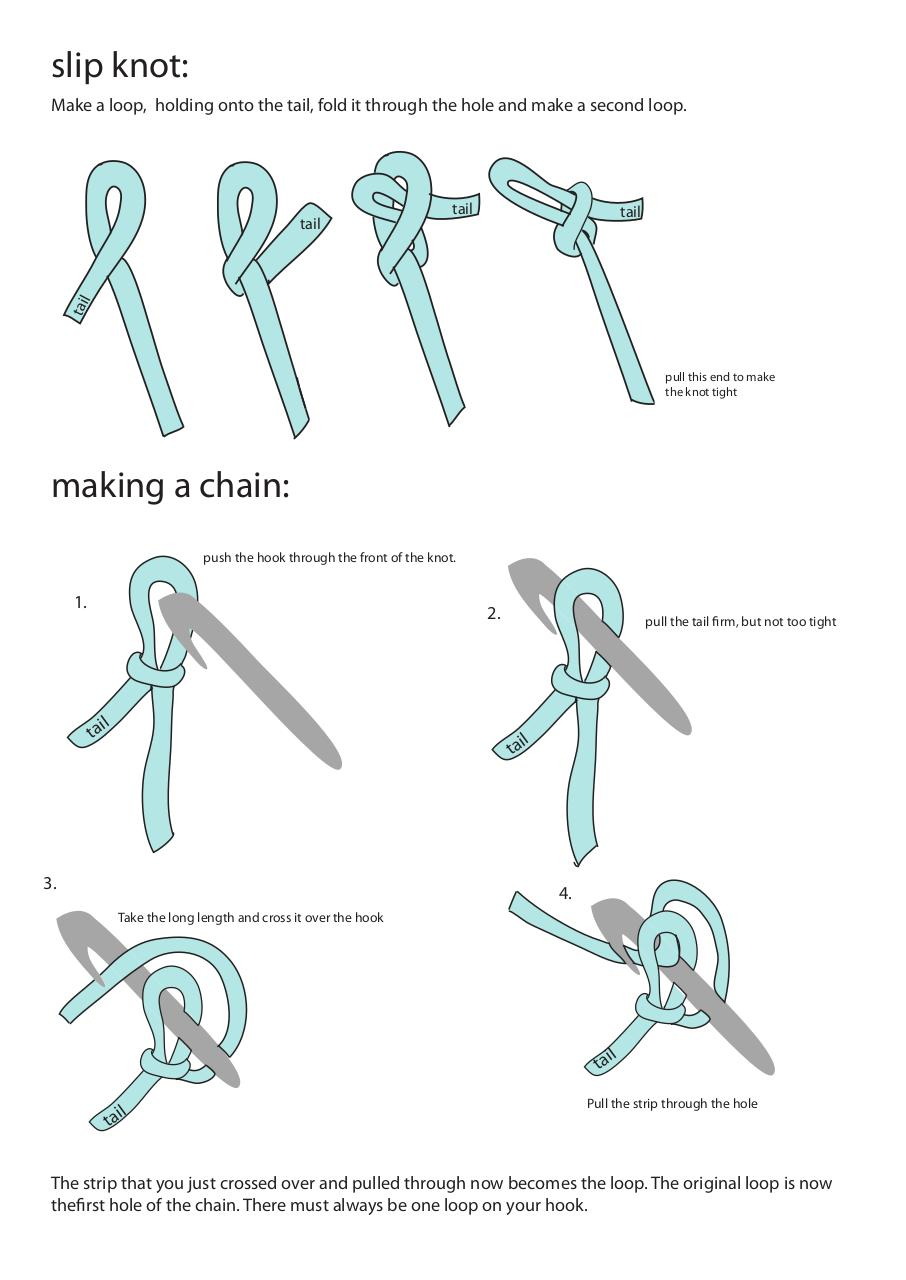 How to- Crochet a rag rug.pdf - page 2/6
