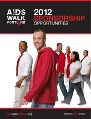 2012 aids walks sponsorship packet