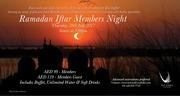 ramadan iftar members night