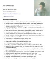PDF Document cv