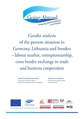 gender analysis april 2012