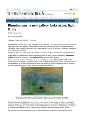 illuminations gallery article