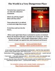 wednesdays child brochure