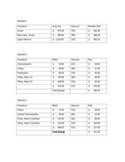 3 ejemplos de dental en pdf