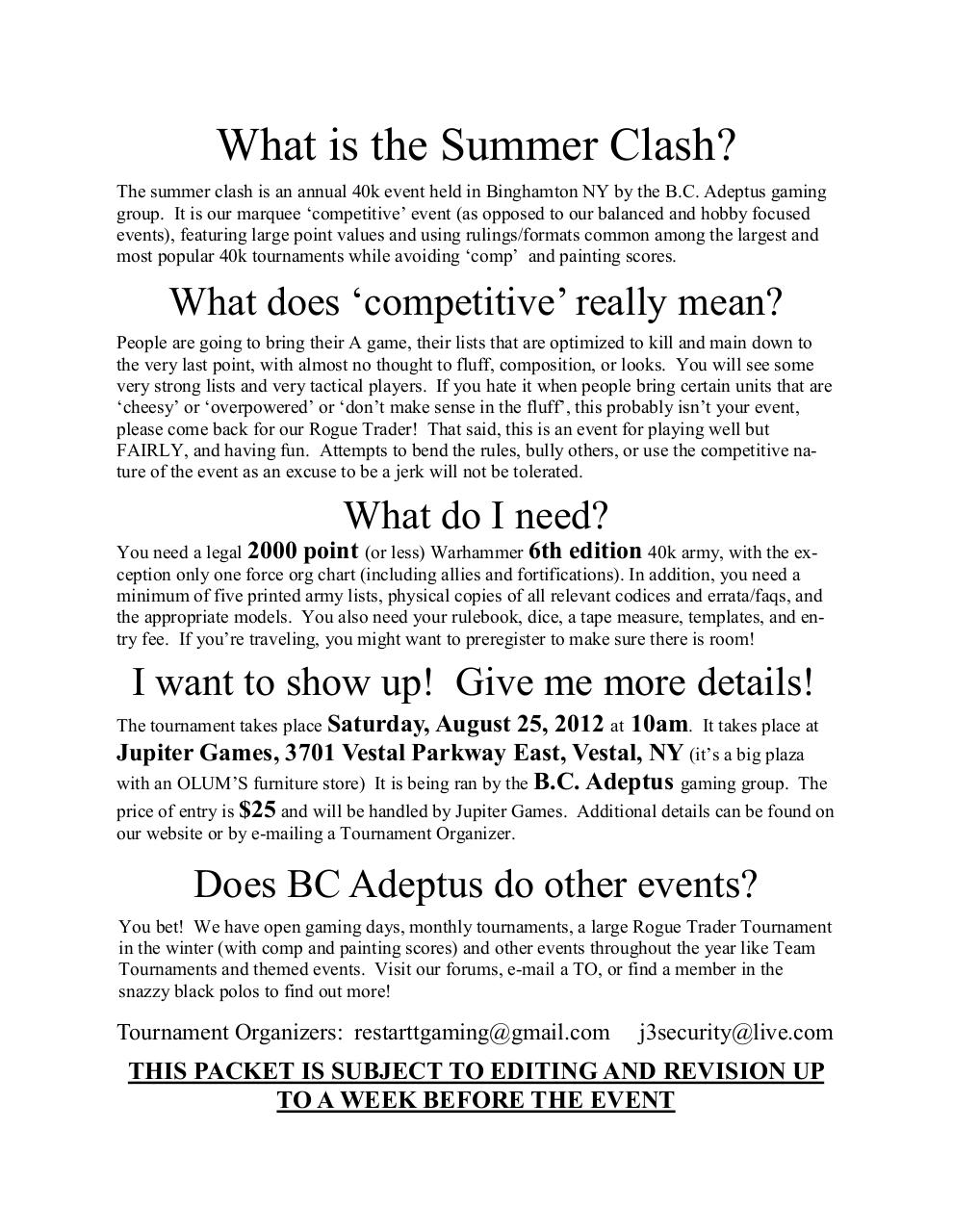 Document preview Summer clash 2012.pdf - page 3/5