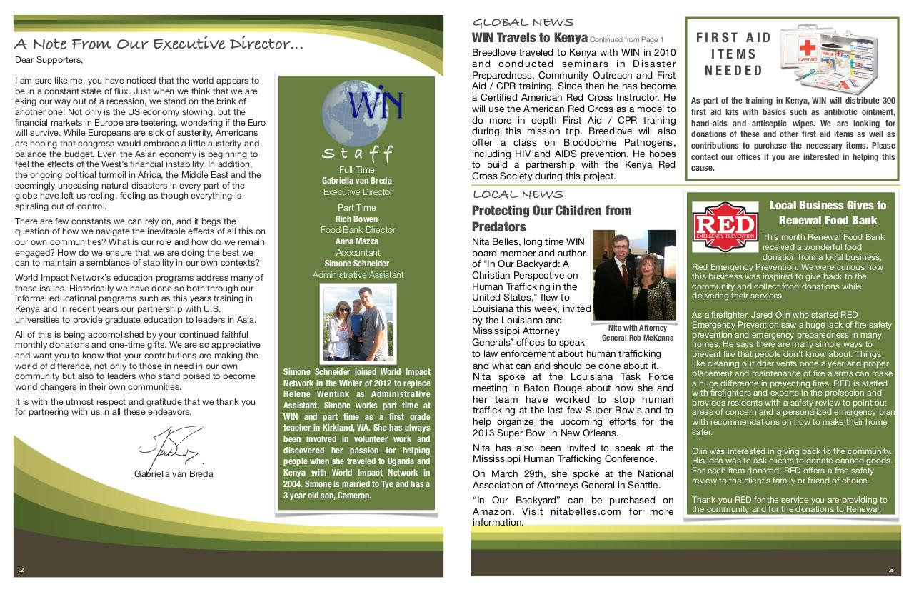 Document preview WIN SUMMER Newsletter 2012.pdf - page 2/2