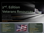 2nd edition veterans resource guide