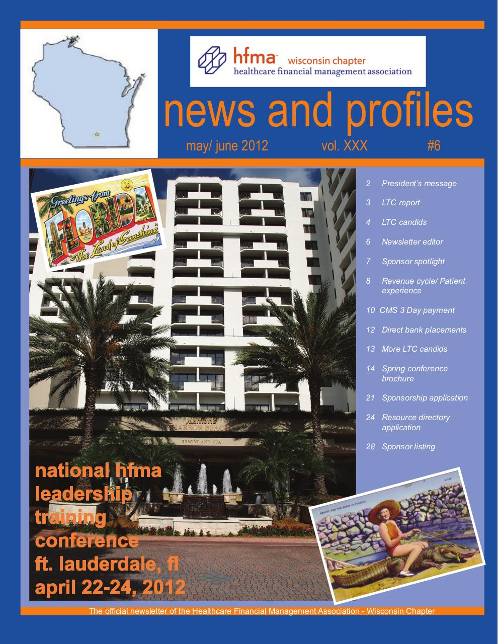HFMA May-June 2012 Newsletter.pdf - page 1/28