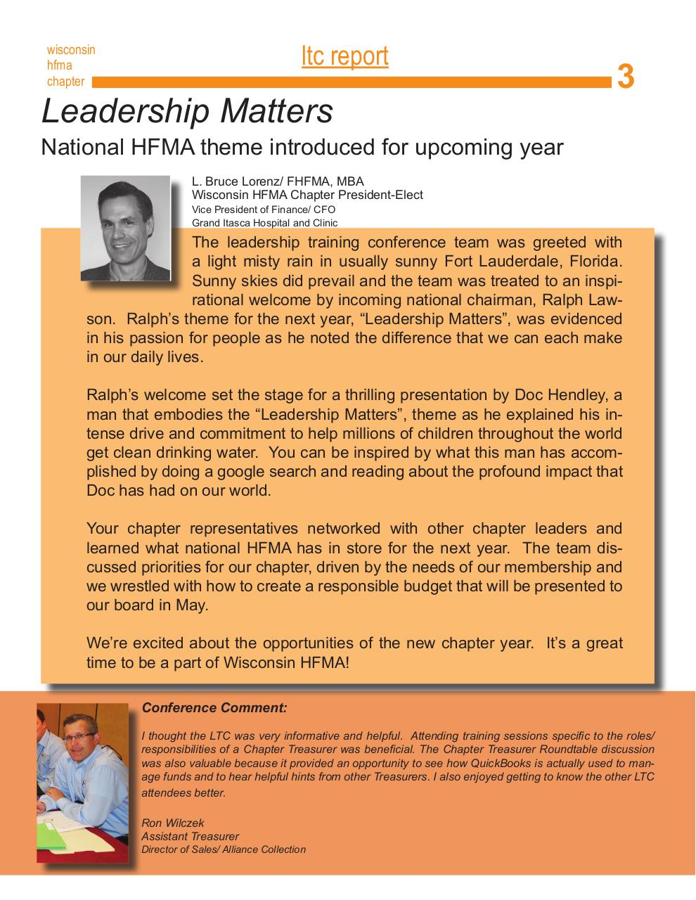 HFMA May-June 2012 Newsletter.pdf - page 3/28