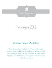 asp packages 2012