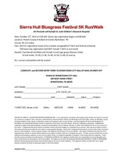 sierra hull bluegrass festival 5k run pdf