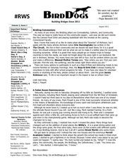 august 2012 newsletter pdf