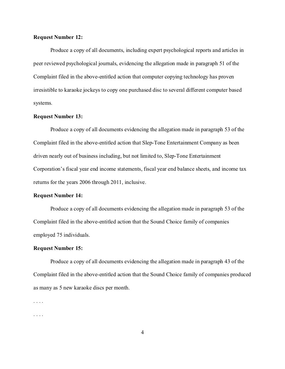 Tera King Production Requests.pdf - page 4/15