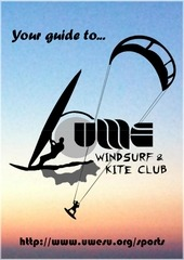 an introduction to uwe windsurf kite