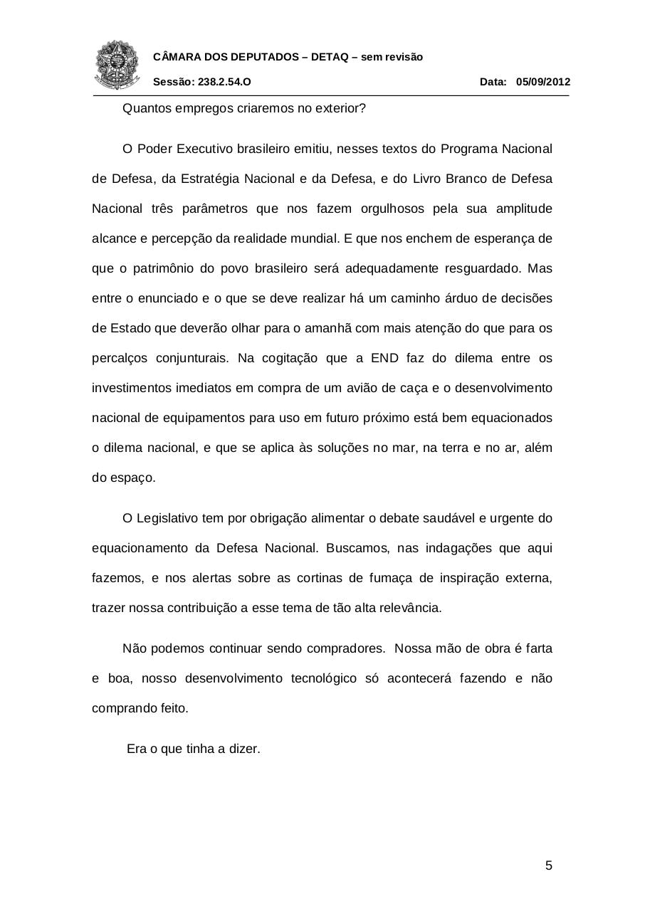 Document preview 20120905 DiscursoRobertoSantiago.pdf - page 5/5