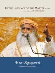 inner management sadhguru