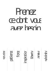 PDF Document affiches prenez