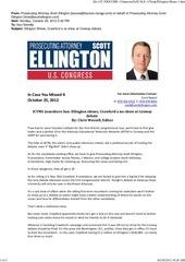 ellington shines