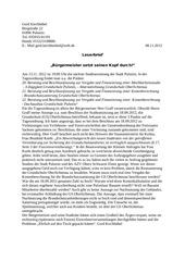 leserbrief 08 11 12 zu tagesordnung stadtratss pulsn 13 11 12