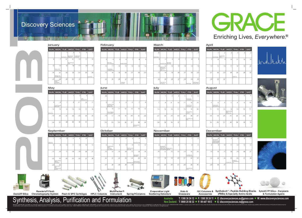 Document preview Grace year planner 2013.pdf - page 1/1