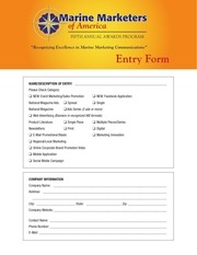 mma 2012 entry form pdf