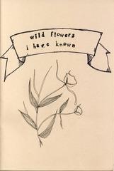 PDF Document wild flowers i have known zine 2012 s s