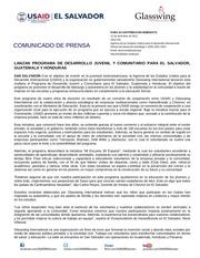 PDF Document lanzamiento del programa de desarrollo juvenil y comunitario