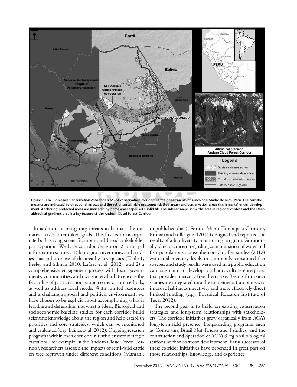 Rosenthal Stutzman Forsyth_Ecological Restoration_Mosaic Conservation Corridors_2012.pdf - page 2/4