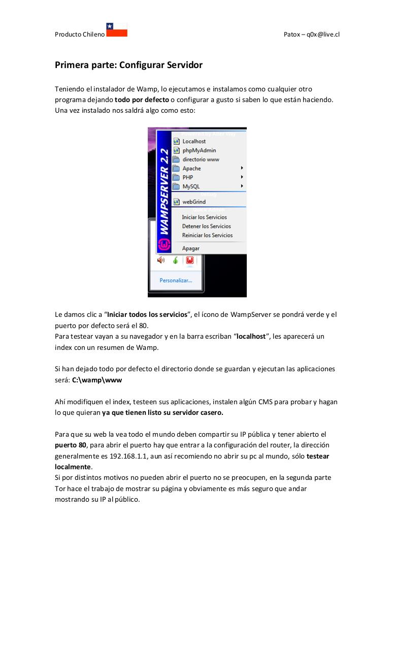 Document preview Servidor Web.pdf - page 2/5