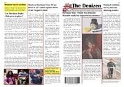 daily denizen newspaper redraft
