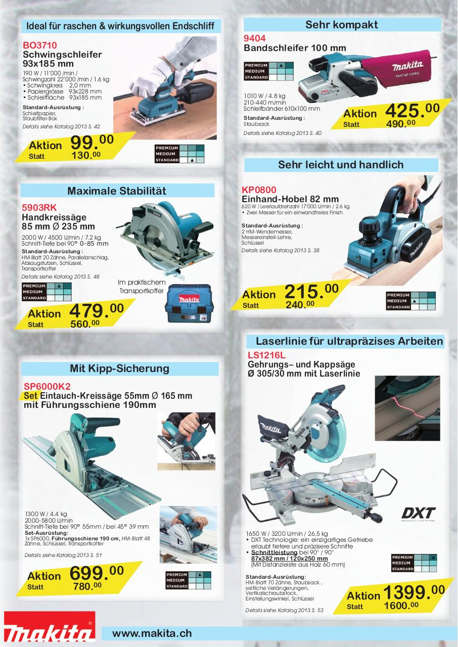 Document preview Makita 2013.pdf - page 2/4