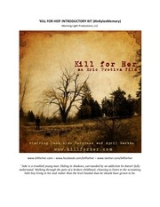 killforher introduction kit morning light productions llc